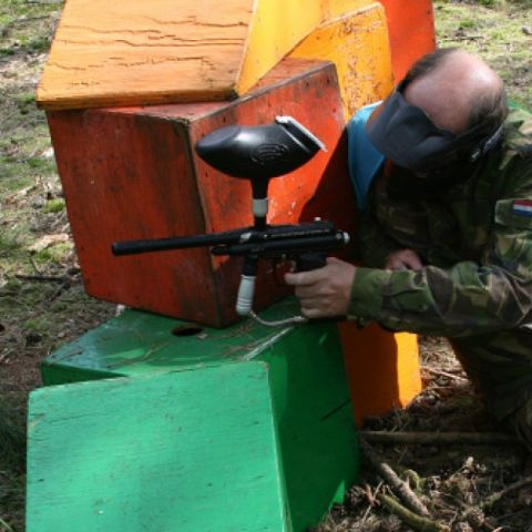 Strike Paintball